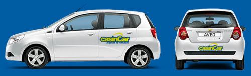 Alquiler de coches en torrelavega - CasinCar